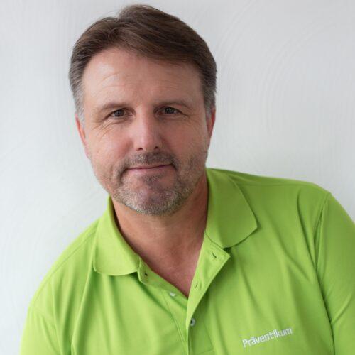 Dr. Svend Huber